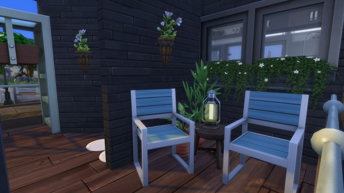 Sims 4 Hip High End Tiny Home by Simstwoyou at Mod The Sims