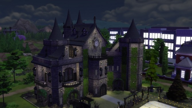 Dark Castle II at Tatyana Name image 188 670x377 Sims 4 Updates