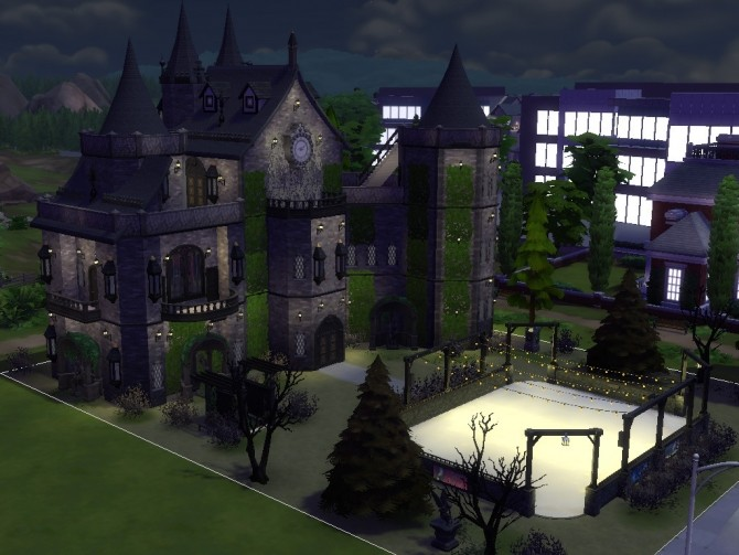 Dark Castle II at Tatyana Name image 189 670x503 Sims 4 Updates