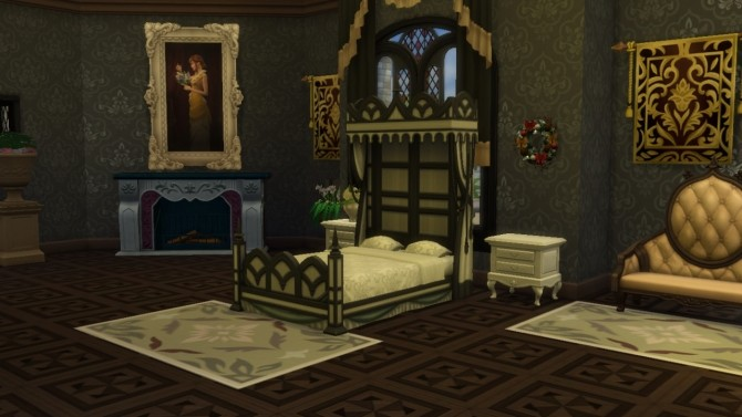 Dark Castle II at Tatyana Name image 191 670x377 Sims 4 Updates