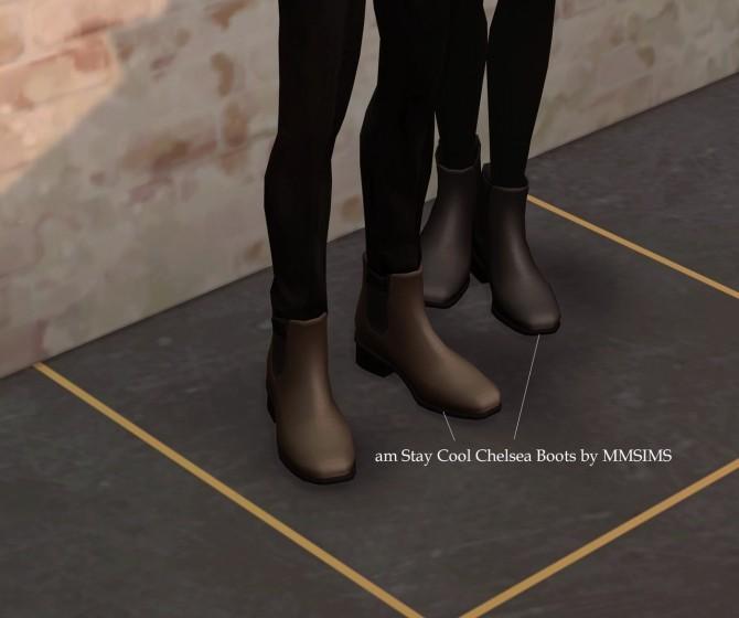 Sims 4 Remember December set at EFFIE