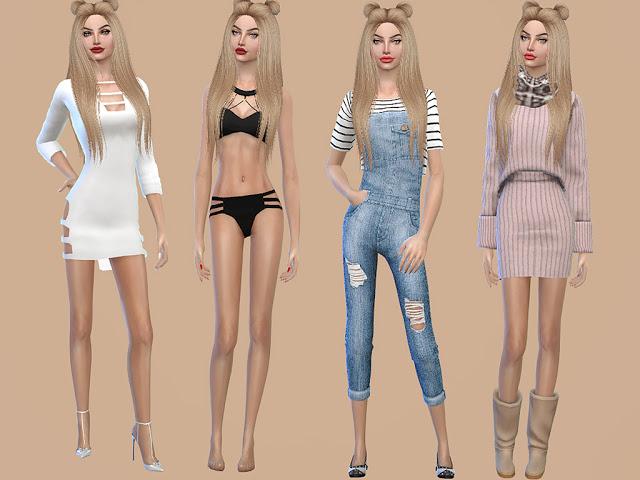 Shawna Minton at MSQ Sims image 204 Sims 4 Updates