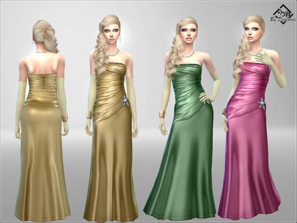 Sims 4 Satin Dream Holidays by Devirose at TSR