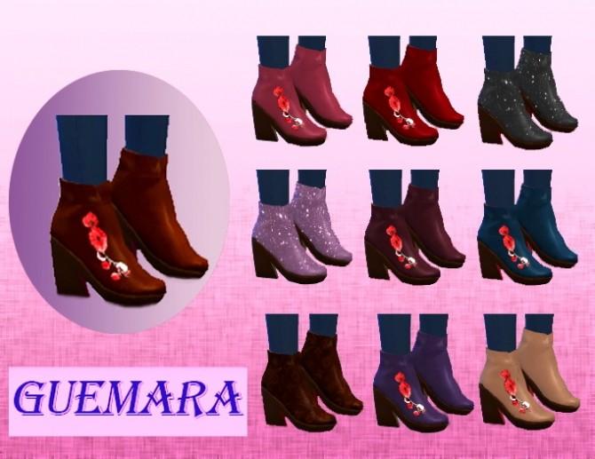 Boots at Guemara image 222 670x517 Sims 4 Updates