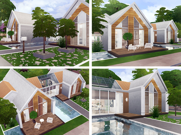 Rivka cottage by Rirann at TSR image 2313 Sims 4 Updates
