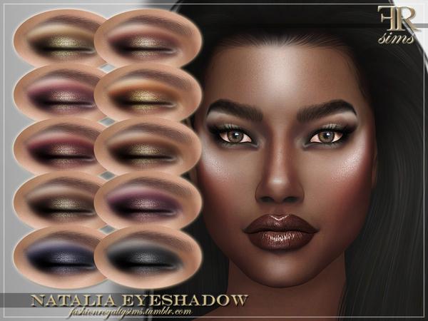 FRS Natalia Eyeshadow by FashionRoyaltySims at TSR image 23351 Sims 4 Updates