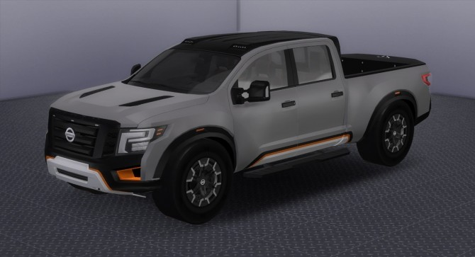 2017 Nissan Titan Warrior Concept at Tyler Winston Cars image 2404 670x363 Sims 4 Updates