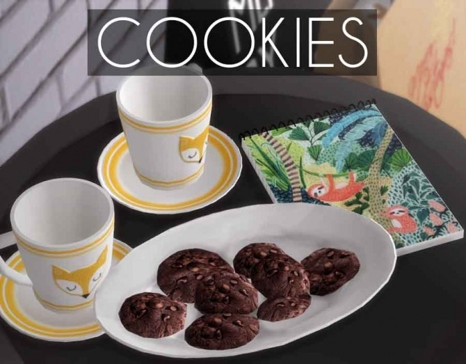 Cookies at Descargas Sims image 245 670x523 Sims 4 Updates