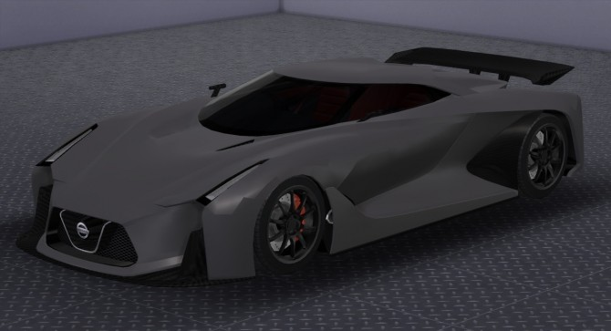 Nissan Concept 2020 Vision GT at Tyler Winston Cars image 2464 670x363 Sims 4 Updates
