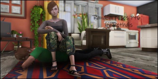 Random poses Pt6 at Rethdis love image 2494 670x338 Sims 4 Updates
