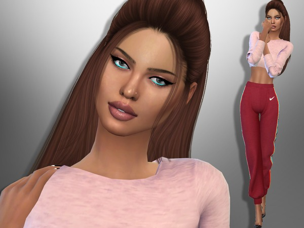 Sims 4 Rosemary Connor by divaka45 at TSR