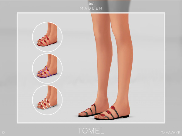 Madlen Tomel Shoes by MJ95 at TSR image 3130 Sims 4 Updates