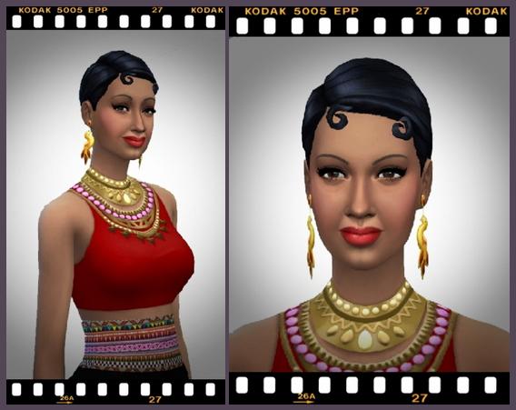 Josefine Baker at Birksches Sims Blog image 381 Sims 4 Updates