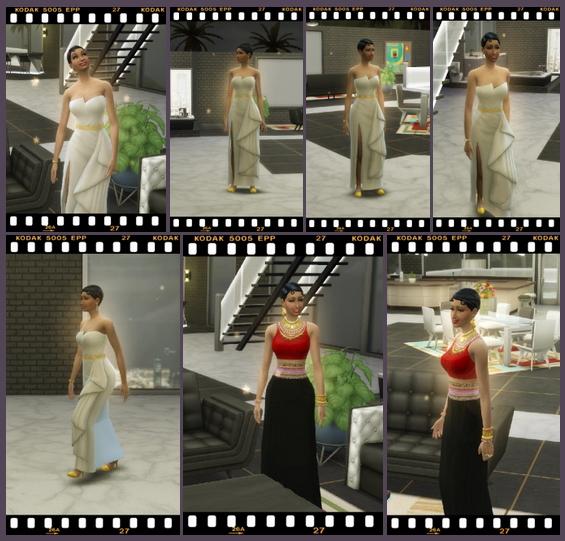 Sims 4 Josefine Baker at Birksches Sims Blog
