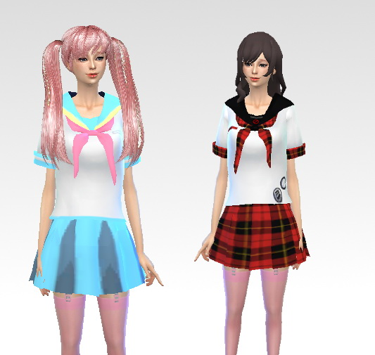 Uniforms Skins and Glitches at SimsNoodles image 3820 Sims 4 Updates