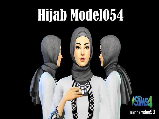Hijab Model 054 Hair 002 & More Collections at Aan Hamdan Simmer93 image 433 Sims 4 Updates