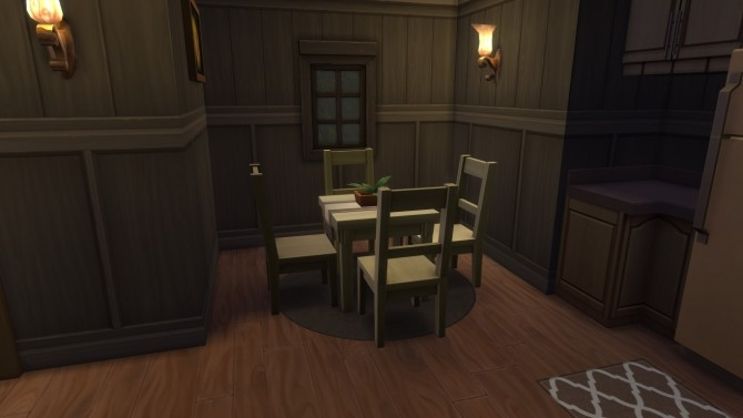 Sims 4 The decades challenge 1890s Starter home by iSandor at Mod The Sims