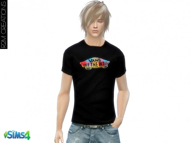 T shirt for men at R2M Creations image 4810 670x503 Sims 4 Updates