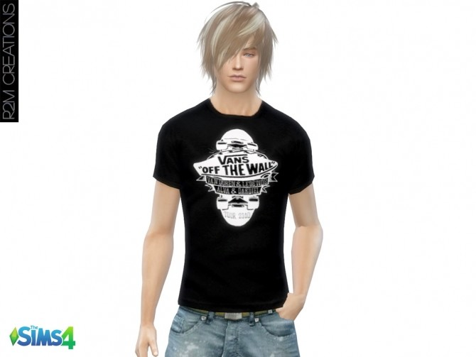 T shirt for men at R2M Creations image 49101 670x503 Sims 4 Updates