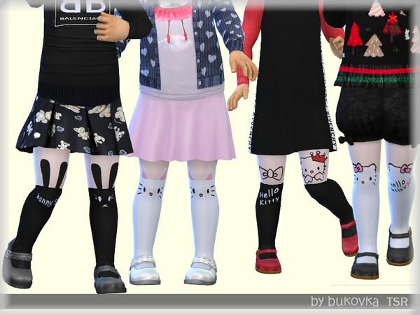 Tights Babies by bukovka at TSR image 4916 Sims 4 Updates