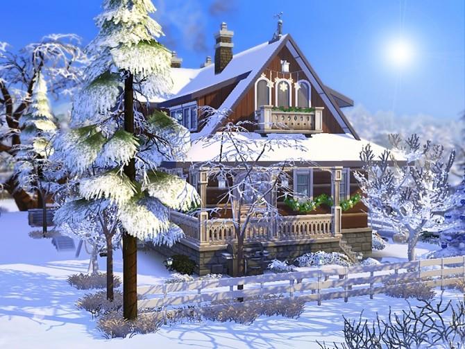 Koliba by dasie2 at TSR image 499 670x503 Sims 4 Updates