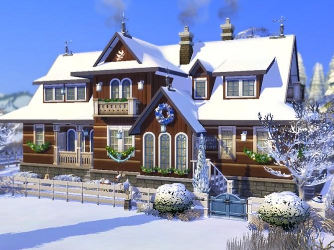 Koliba by dasie2 at TSR image 509 670x503 Sims 4 Updates