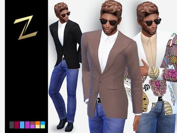 Denim n Jacket by ZitaRossouw at TSR image 5118 Sims 4 Updates