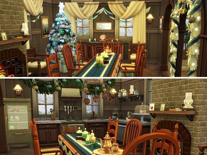 Koliba by dasie2 at TSR image 5211 670x503 Sims 4 Updates