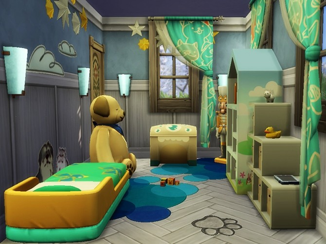 Koliba by dasie2 at TSR image 539 670x503 Sims 4 Updates