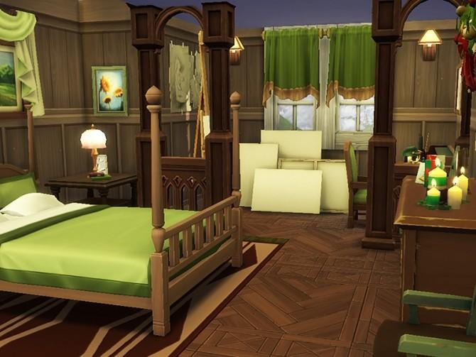 Koliba by dasie2 at TSR image 548 670x503 Sims 4 Updates