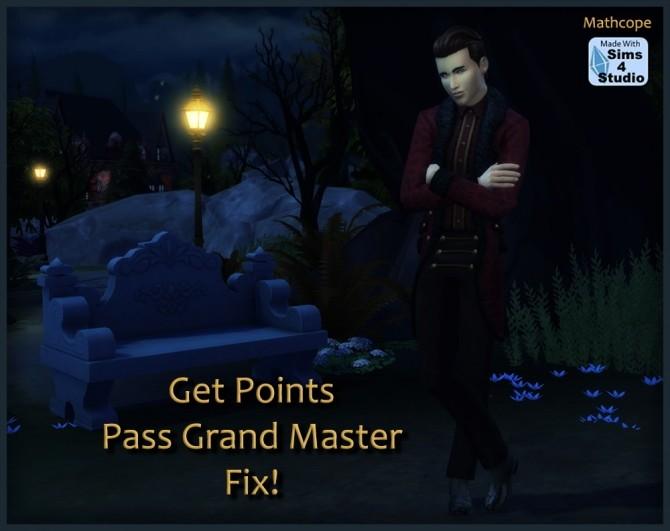 Sims 4 Vampires Bug Fix by mathcope at TSR