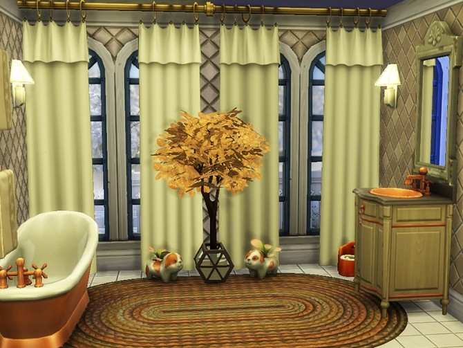 Koliba by dasie2 at TSR image 558 670x503 Sims 4 Updates