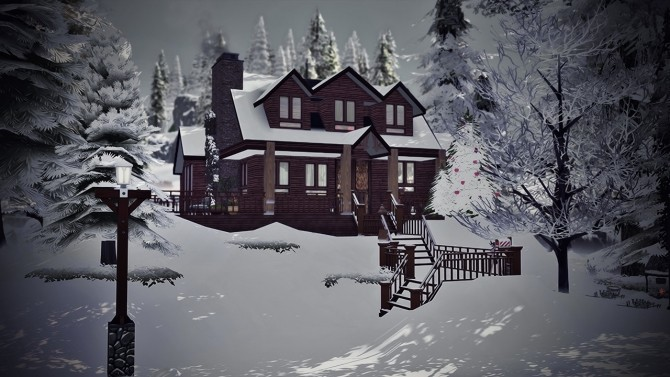 CHRISTMAS REFUGE at SoulSisterSims image 561 670x377 Sims 4 Updates