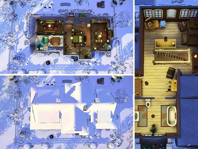 Koliba by dasie2 at TSR image 569 670x503 Sims 4 Updates