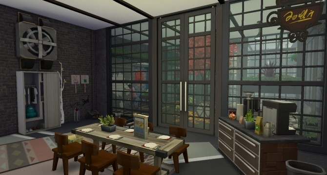 930 Medina Studios LOFT by Victor tor at Mod The Sims image 658 670x360 Sims 4 Updates
