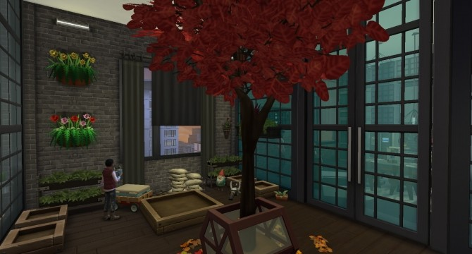 930 Medina Studios LOFT by Victor tor at Mod The Sims image 668 670x360 Sims 4 Updates