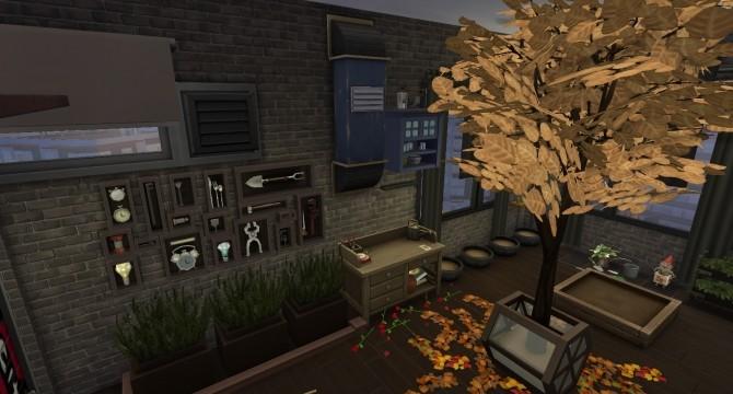 Sims 4 930 Medina Studios LOFT by Victor tor at Mod The Sims