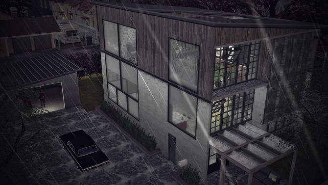 INNER CIRCLE house at SoulSisterSims image 702 670x377 Sims 4 Updates