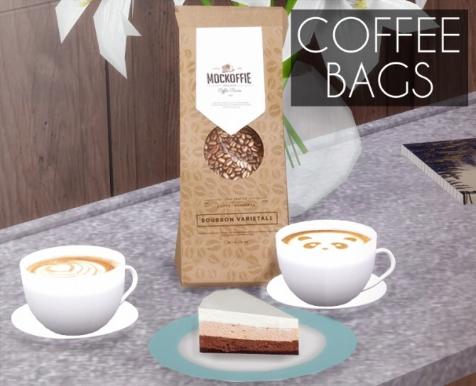 Coffee Bags at Descargas Sims image 7415 670x544 Sims 4 Updates