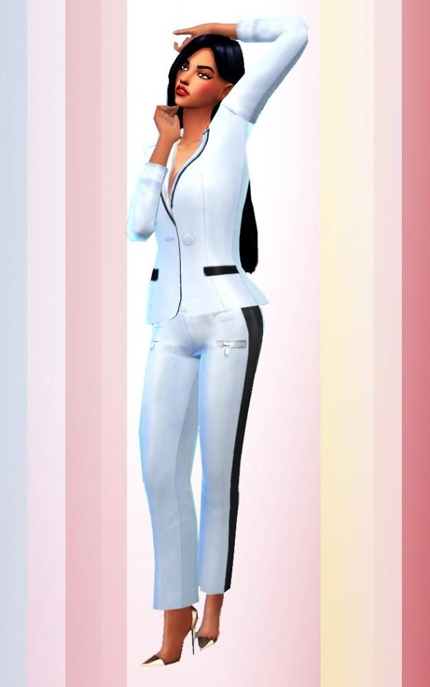 Suit at Guemara image 788 626x1000 Sims 4 Updates