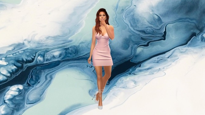 Marble CAS Backgrounds at Katverse image 8015 670x377 Sims 4 Updates