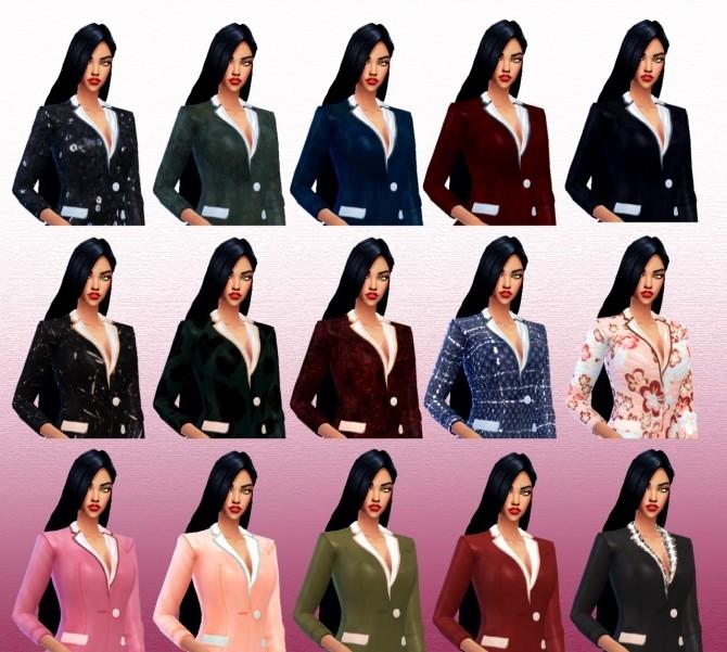 Suit at Guemara image 808 670x601 Sims 4 Updates