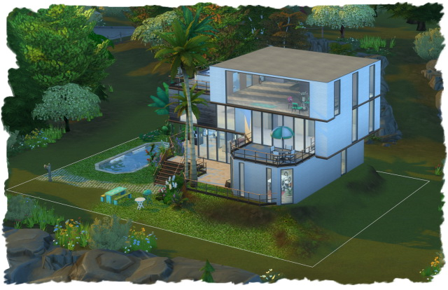 House on the hill 1 by Chalipo at All 4 Sims image 8219 Sims 4 Updates