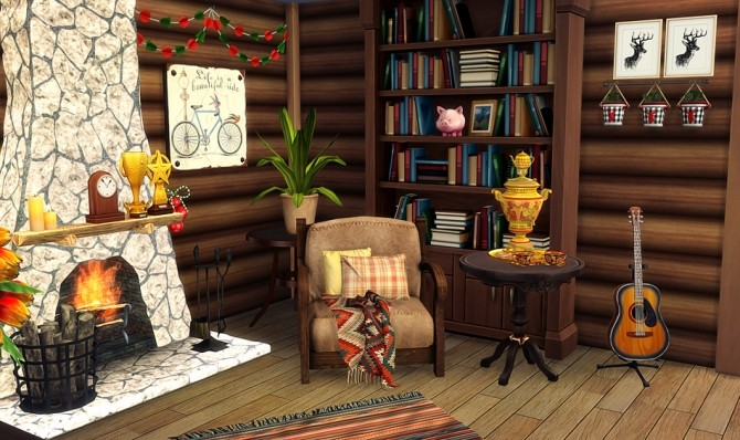 Bears House at Vicky SweetBunny image 9119 670x398 Sims 4 Updates