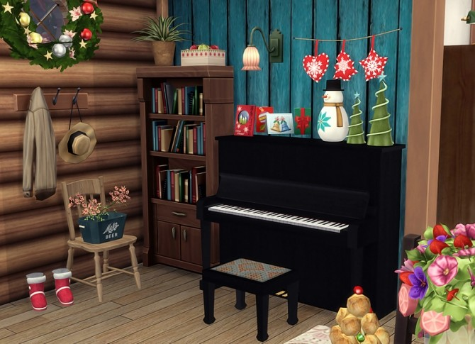 Bears House at Vicky SweetBunny image 9315 670x485 Sims 4 Updates