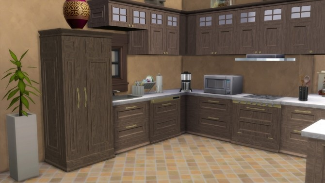 Sims 4 Ranch Appliances from TS3 by TheJim07 at Mod The Sims