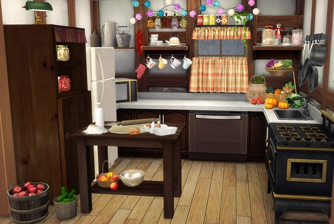 Bears House at Vicky SweetBunny image 9415 670x449 Sims 4 Updates