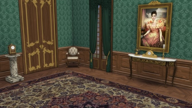 Clocks and Phone from TS3 by TheJim07 at Mod The Sims image 9418 670x377 Sims 4 Updates