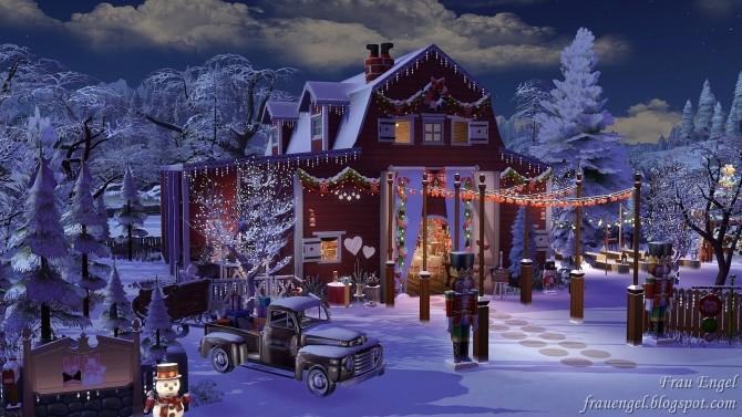 Christmas Wedding venue at Frau Engel image 953 670x377 Sims 4 Updates