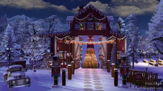 Christmas Wedding venue at Frau Engel image 963 670x377 Sims 4 Updates